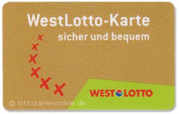 Westlotto Gewinnauszahlung