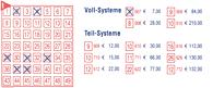 Lotto Systemschein 008
